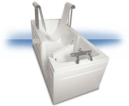 RW Accessible Bathtub