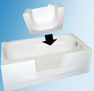 Tub insert_Safety Bath