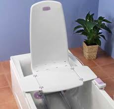 Battery Powered Bath Lift Chairs : electric bath chair lift - Cheerinfomania.Com