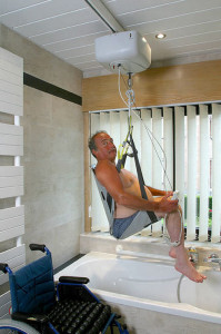 Ceiling Lift Bathtub