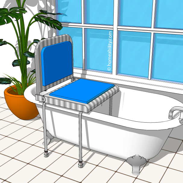 refund or bathroom your unlikely will stool sold is res transfer delta event for tub bath the that of item adjustable out medical in seat shower we itm bench order back on money chair