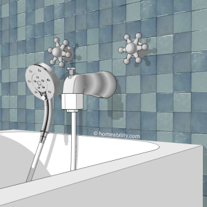 shower head that attaches to bathtub faucet. Handheld Showerhead Guide The Basics homeabilitycom 35 shower head that attaches to faucet  Shower Head That Attaches