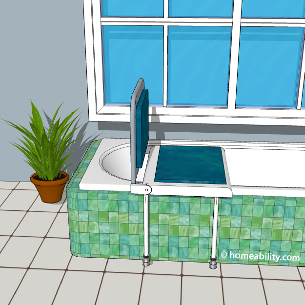 Bath Bench for Whirlpool & Jacuzzi Tubs: The Best Options ...