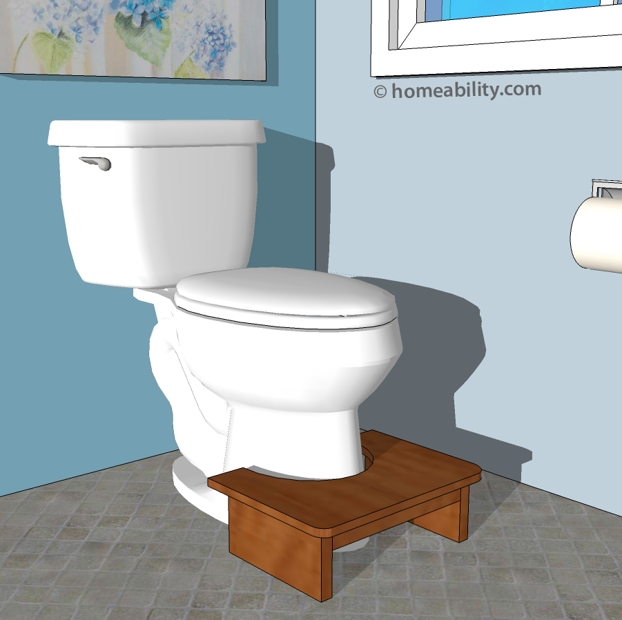 Benefits of Toilet Stools | homeability.com