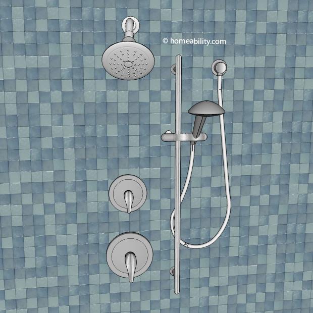 Handheld Showerhead Guide The Basics Homeability